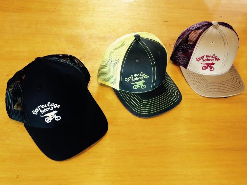 Image of OTE Sedona Mesh Trucker Hat