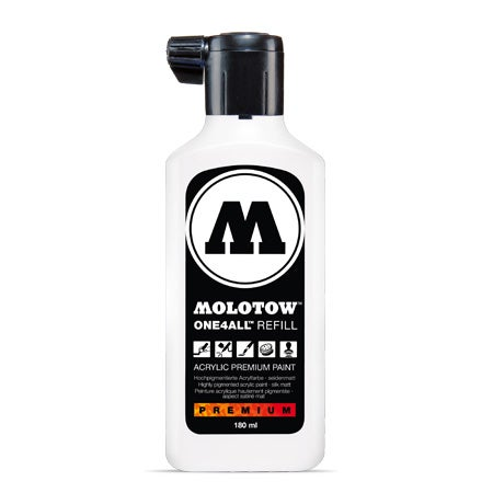 Image of MOLOTOW™ ONE4ALL empty bottle 180ml