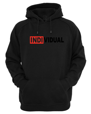 Image of CLASSIC INDI HOODIE BLACK