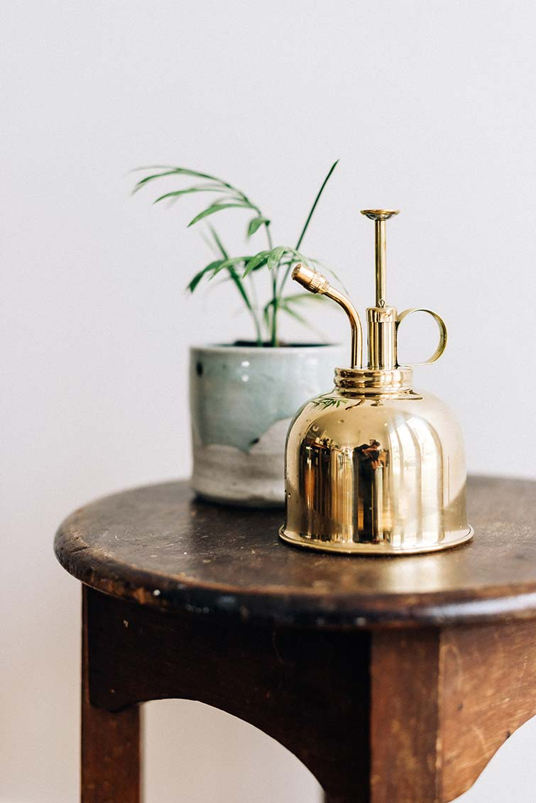 Image of Haws copper and brass mister