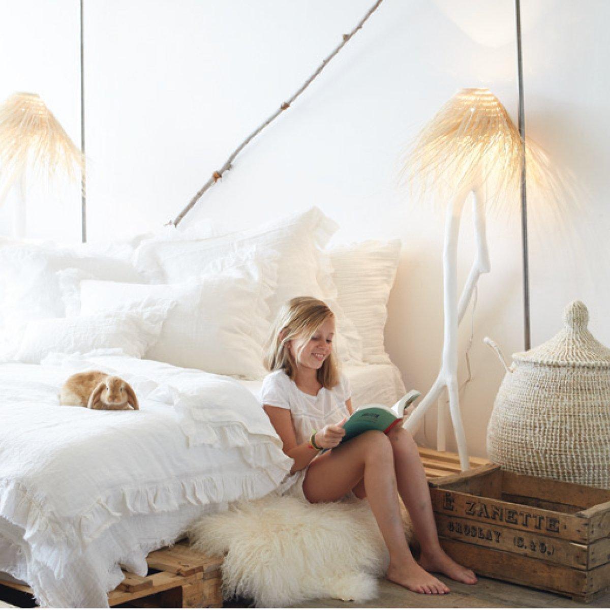 Maison de vacances linge de lit bed linen - Maison de vacances linge ...