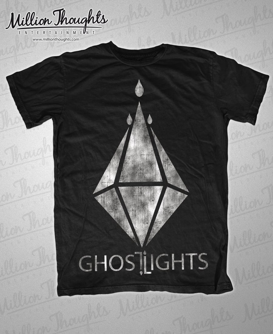 Image of Diamond Lantern Shirt Black