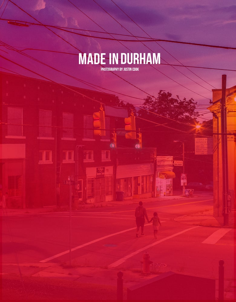 Image of Made in Durham Zine
