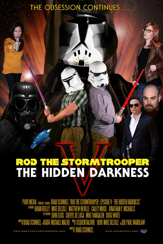 Image of Rod the Stormtrooper - The Hidden Darkness Digital Download