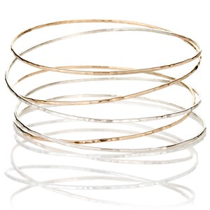 Image of Mobius Bracelet *New in two-tone!