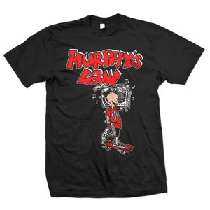 """Image of MURPHY'S LAW """"Skater"""" T-Shirt"""