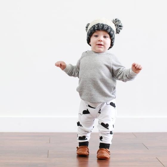 Image of Mouse Harem Pants