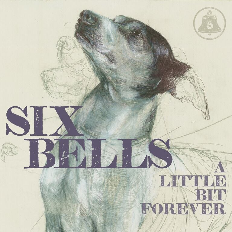 Image of Six Bells - A Little Bit Forever CD