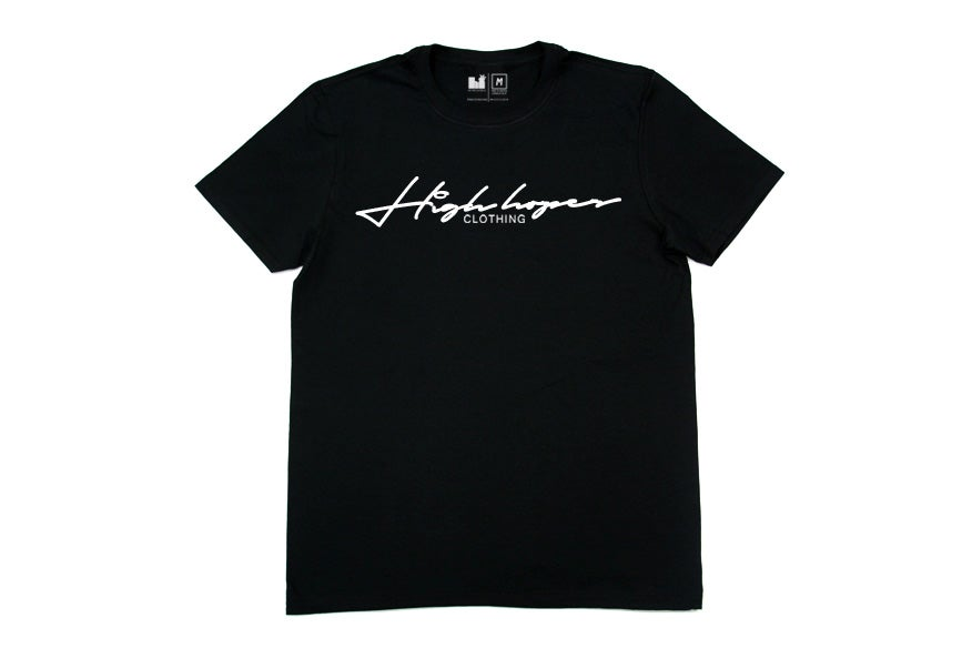 Image of High Hopes Signature Tee (Black)