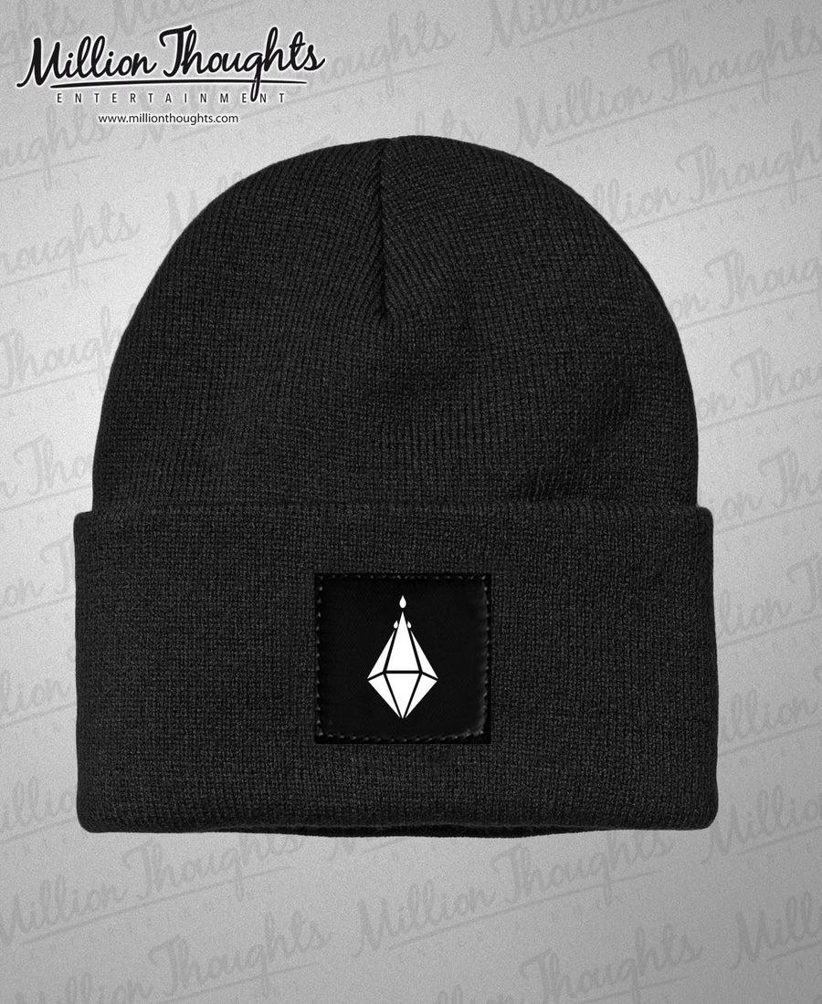 Image of Lantern Beanie Black
