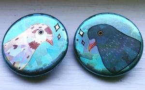 Image of Brady and Paisley Pin Set
