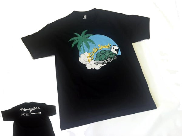 Image of Turtlespeed Tee (Black)