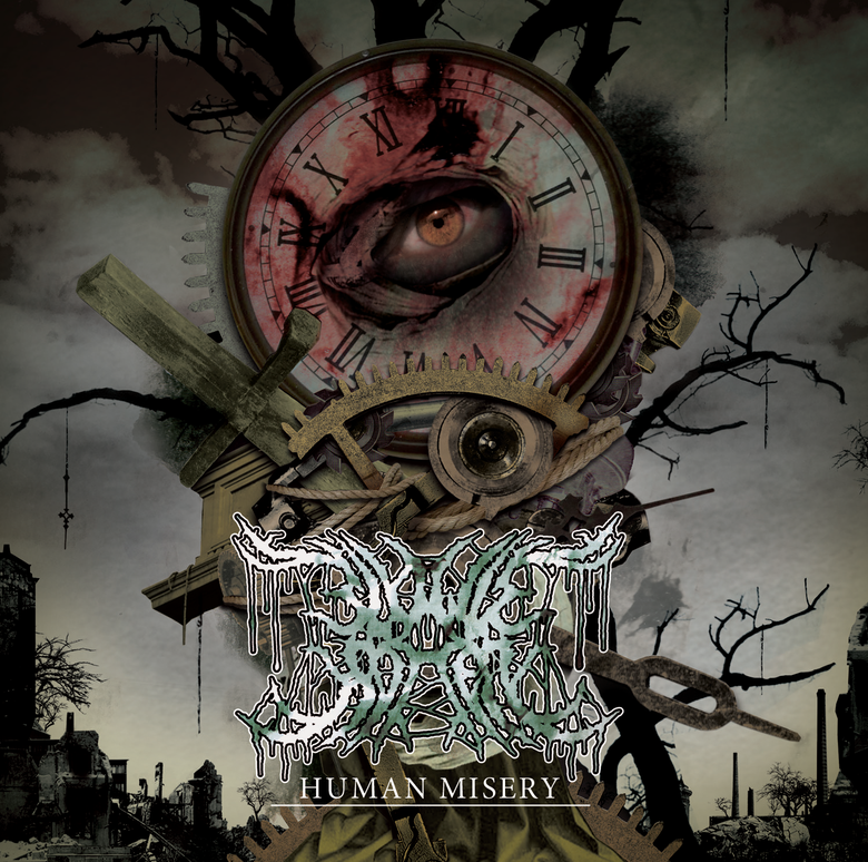 Image of CD - Human Misery