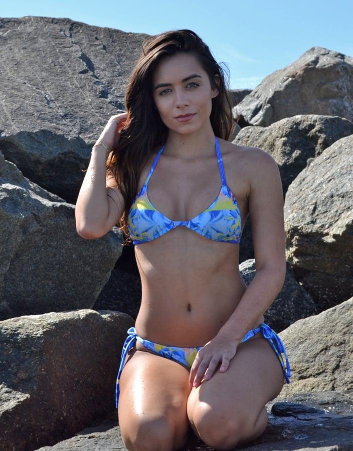 Image of Magnolia Sea (Bikini Two Piece)