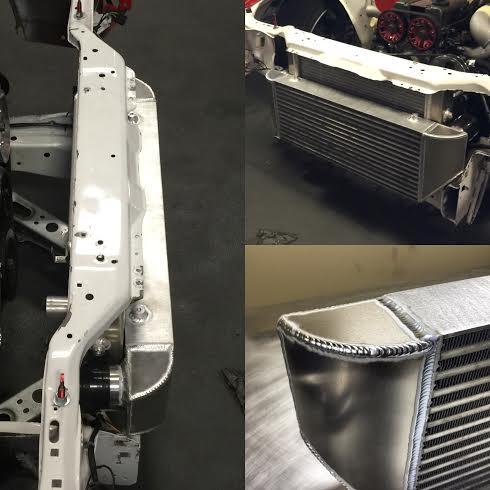 Image of S-Chassis Dual Back Door Intercooler