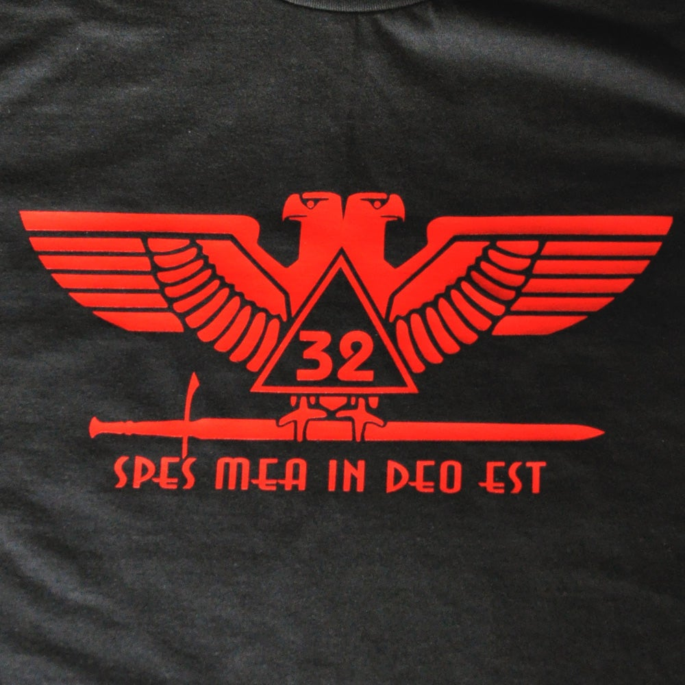 Image of Re-issue - Scottish Rite Art Deco Shirt