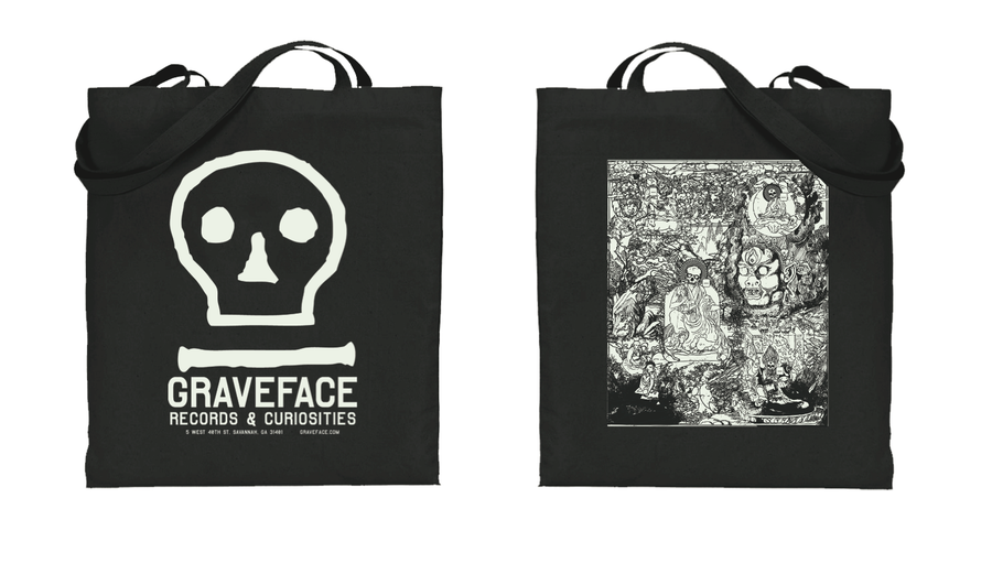 Image of Graveface Glow Tote