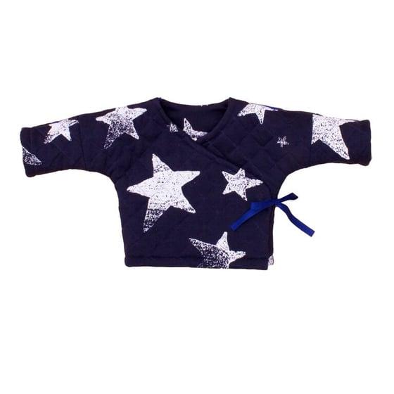 Image of AW15/16 <> Veste croisée cache-cœur bébé garçon Noé & Zoë à étoiles