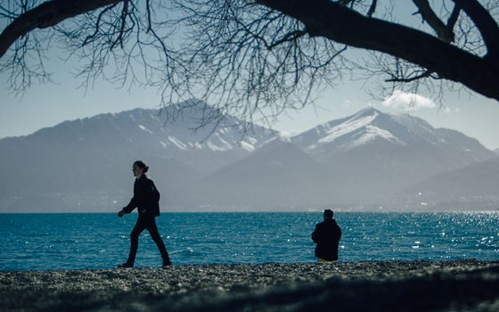 Image of Trout fishing in Wakatipu pt. III