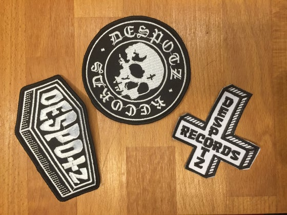 Image of Despotz Records (Patches)
