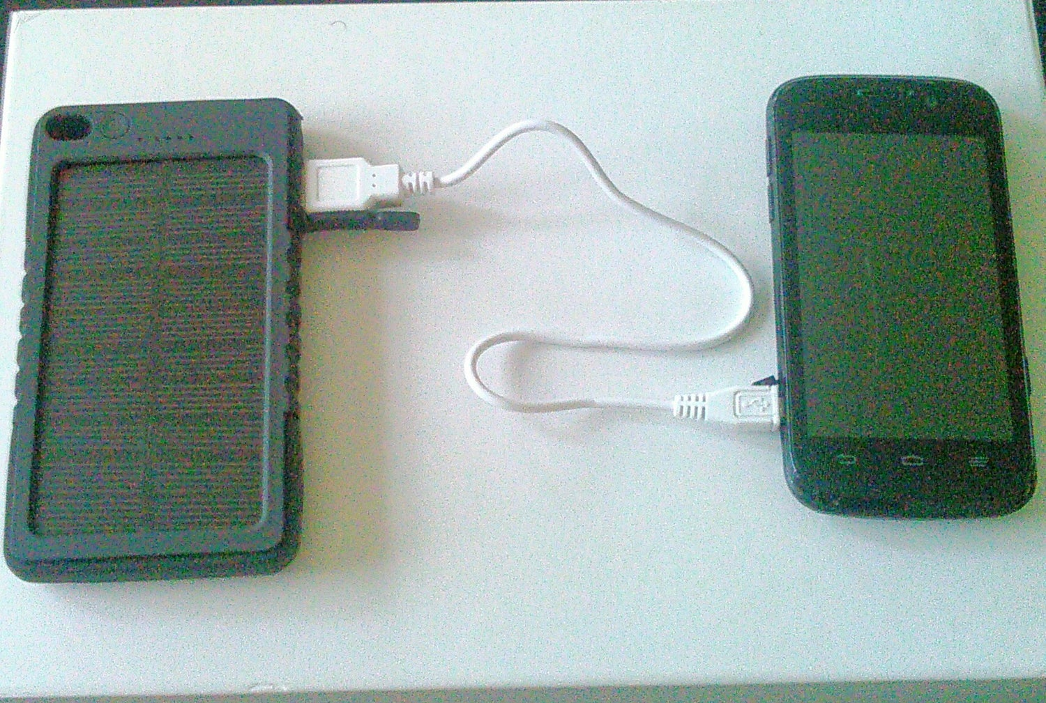 Image of Waterproof Solar Mobile Power Bank