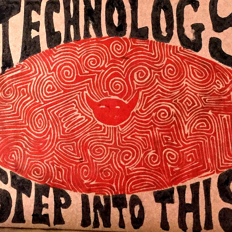 "Image of ""Step Into This"" by TECHNOLOGY LP"