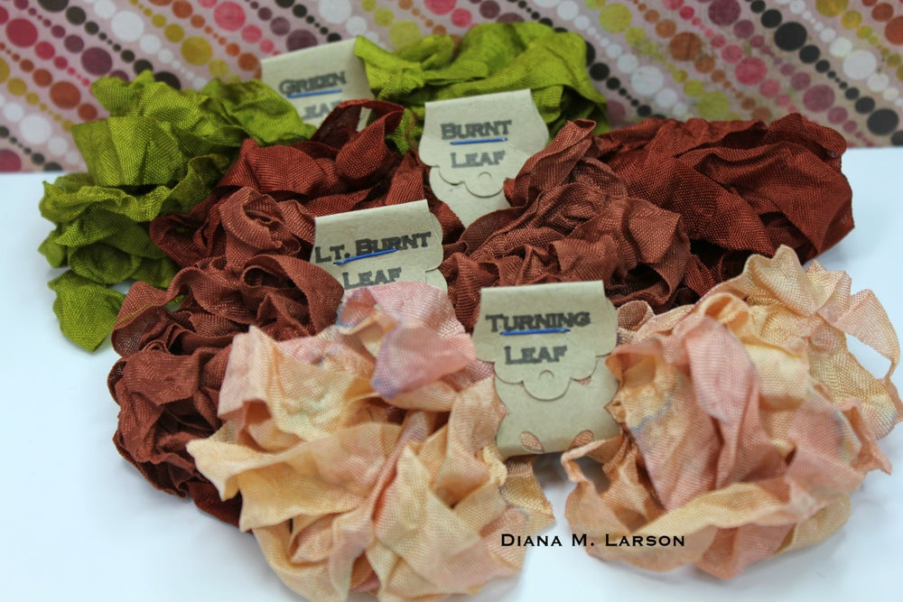 "Image of ""Fall Bundle"", crinkle Ribbon"