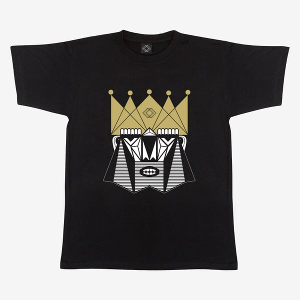 Image of King - graphic t-shirt