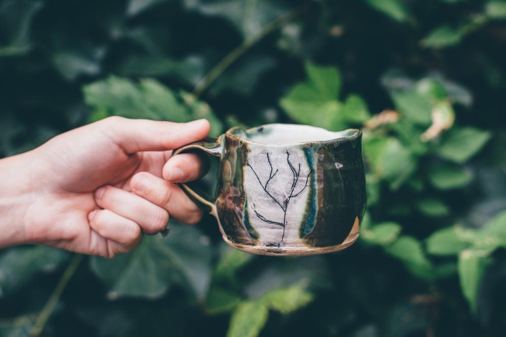 Image of Small Daisy Mug