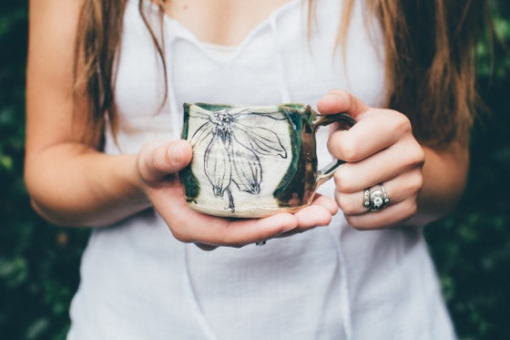 Image of Small Daisy Mug
