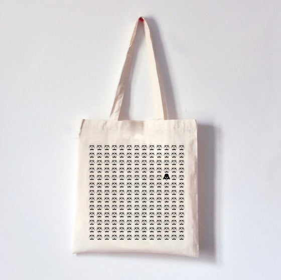 "Image of Tote bag ""Ejército imperial"""