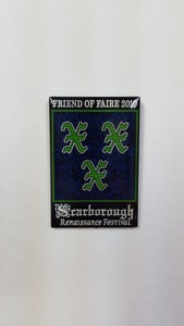 Image of FOF 2010 Pin