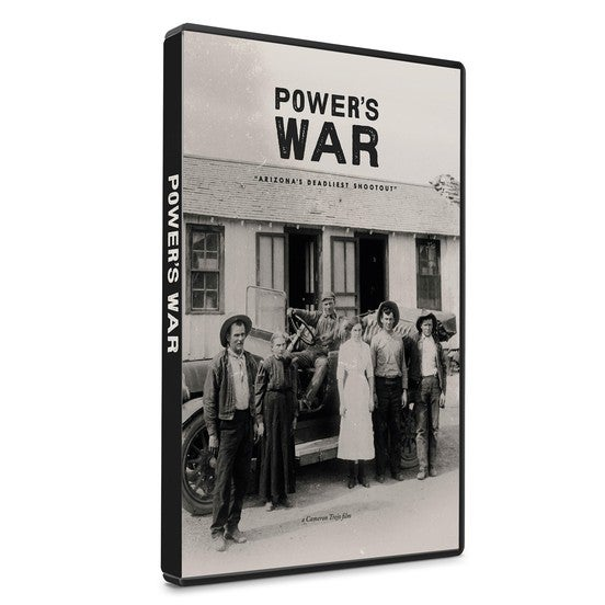Image of Power's War DVD