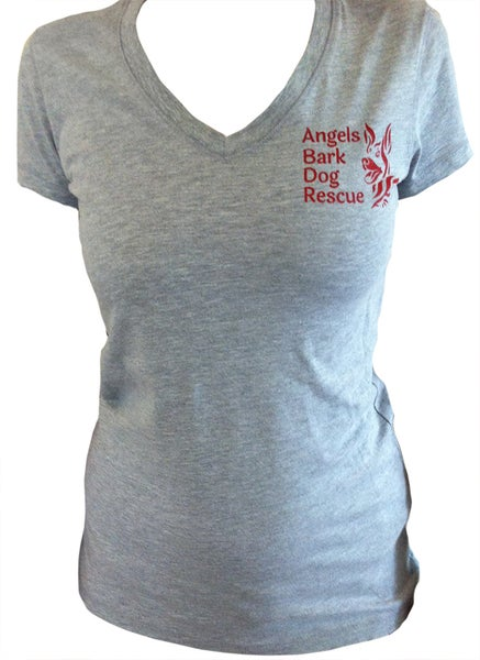Image of Women's V-Neck T-Shirt