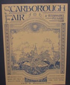Image of 1st Annual Poster