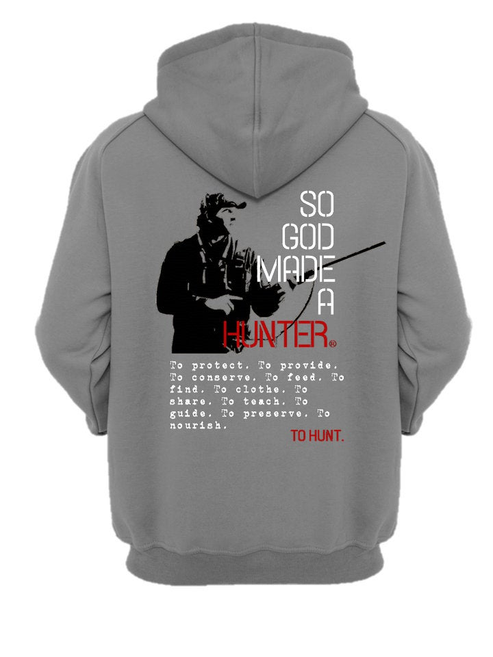 Image of So God Made a Hunter® Hoodie