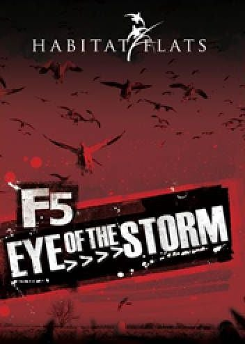 Image of F5: Eye of the Storm DVD