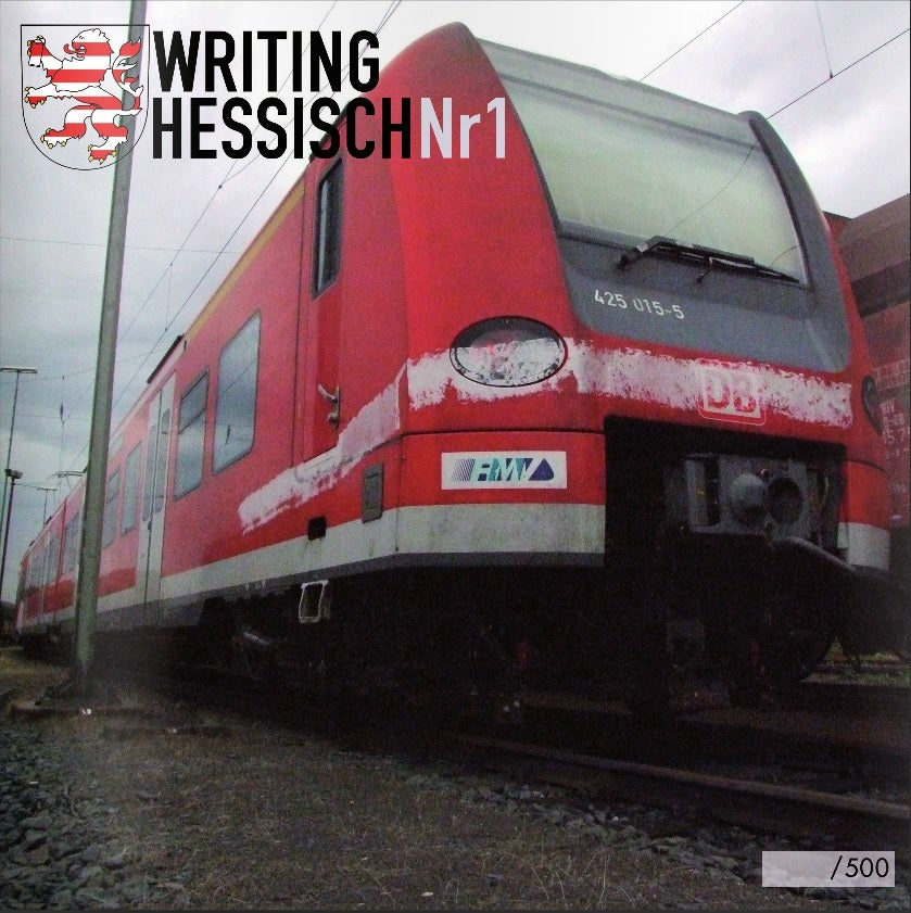 Image of WRITING HESSISCH Nr1