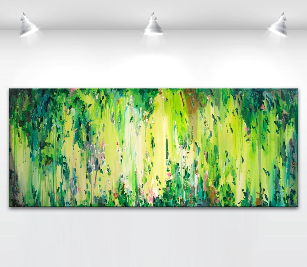 Image of 'Secret passage' - 60x152cm