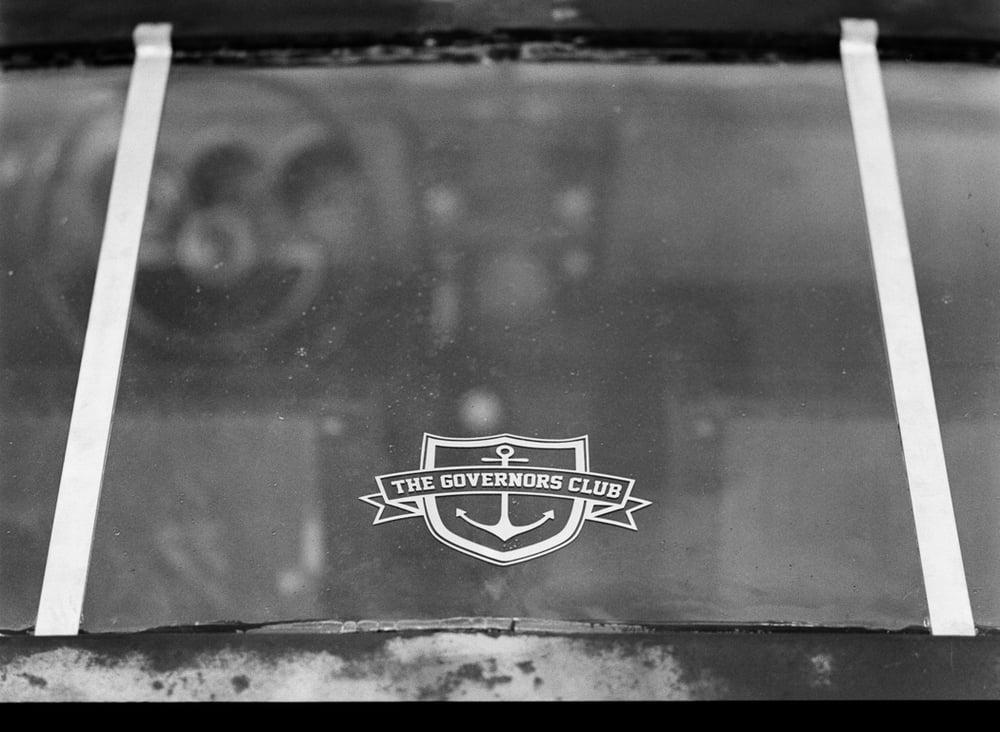 Image of TGC Anchor Crest Vinyl