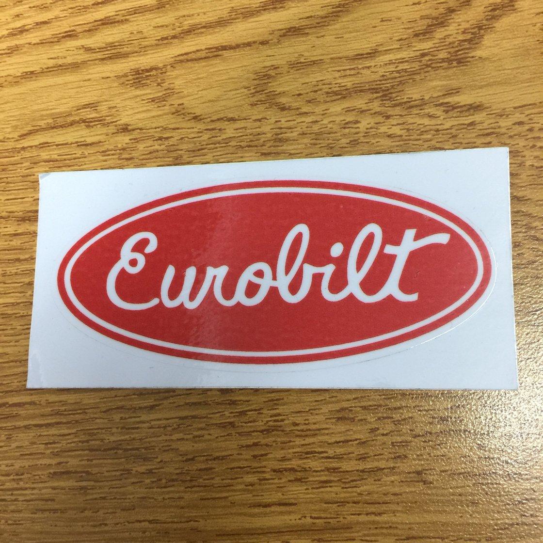 Image of Eurobilt Sticker