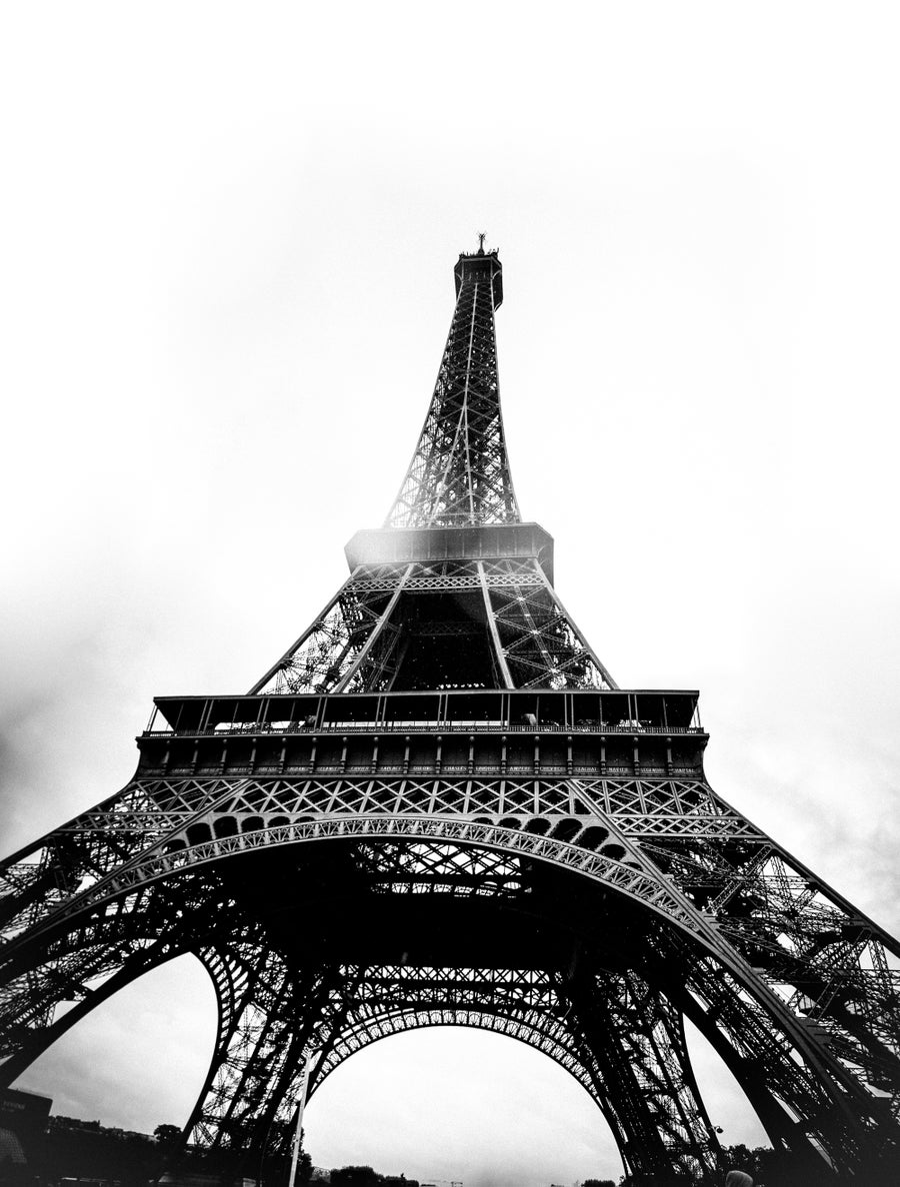 Image of Tour Eiffel - Paris [TEII001-015]