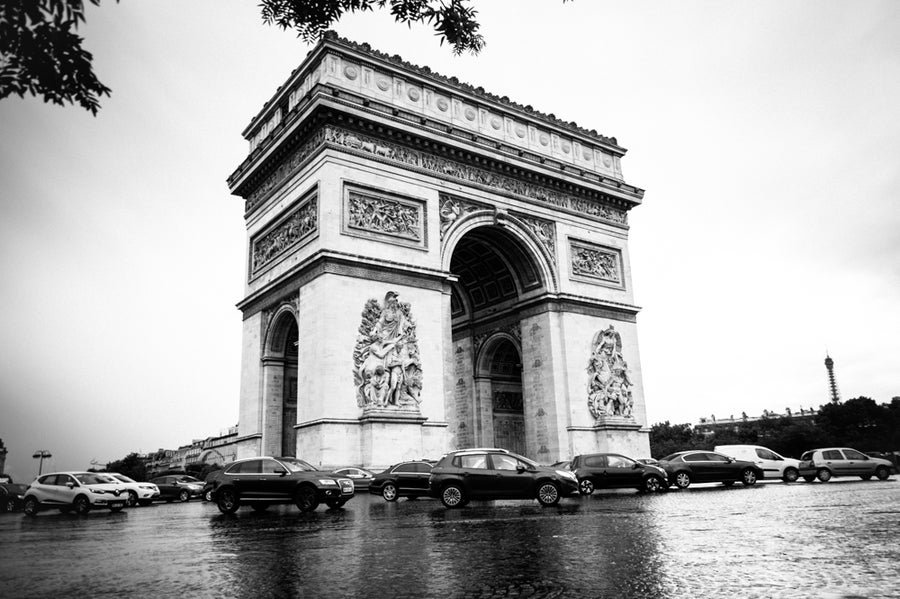Image of Arc de Triomphe - Paris 2015