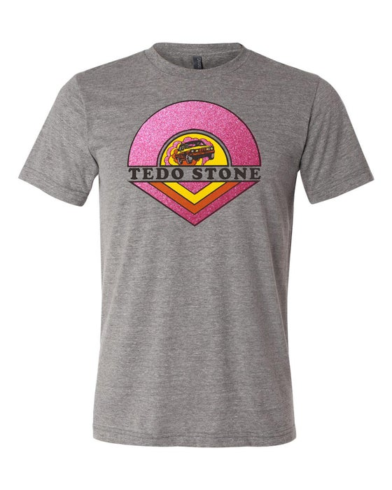 Image of Car Tee (Grey)