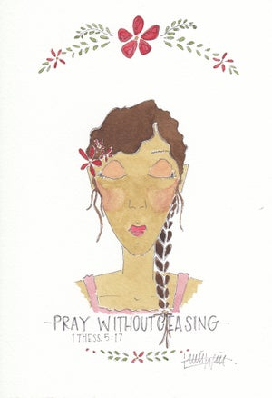 Image of Prayer Warrior - Prints