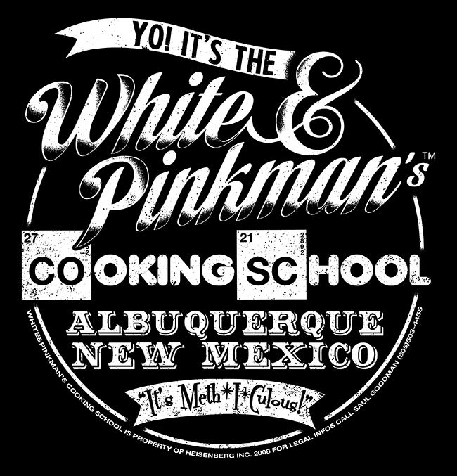 Pinkman's Cooking School {f}