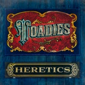 Image of Toadies : Heretics CD