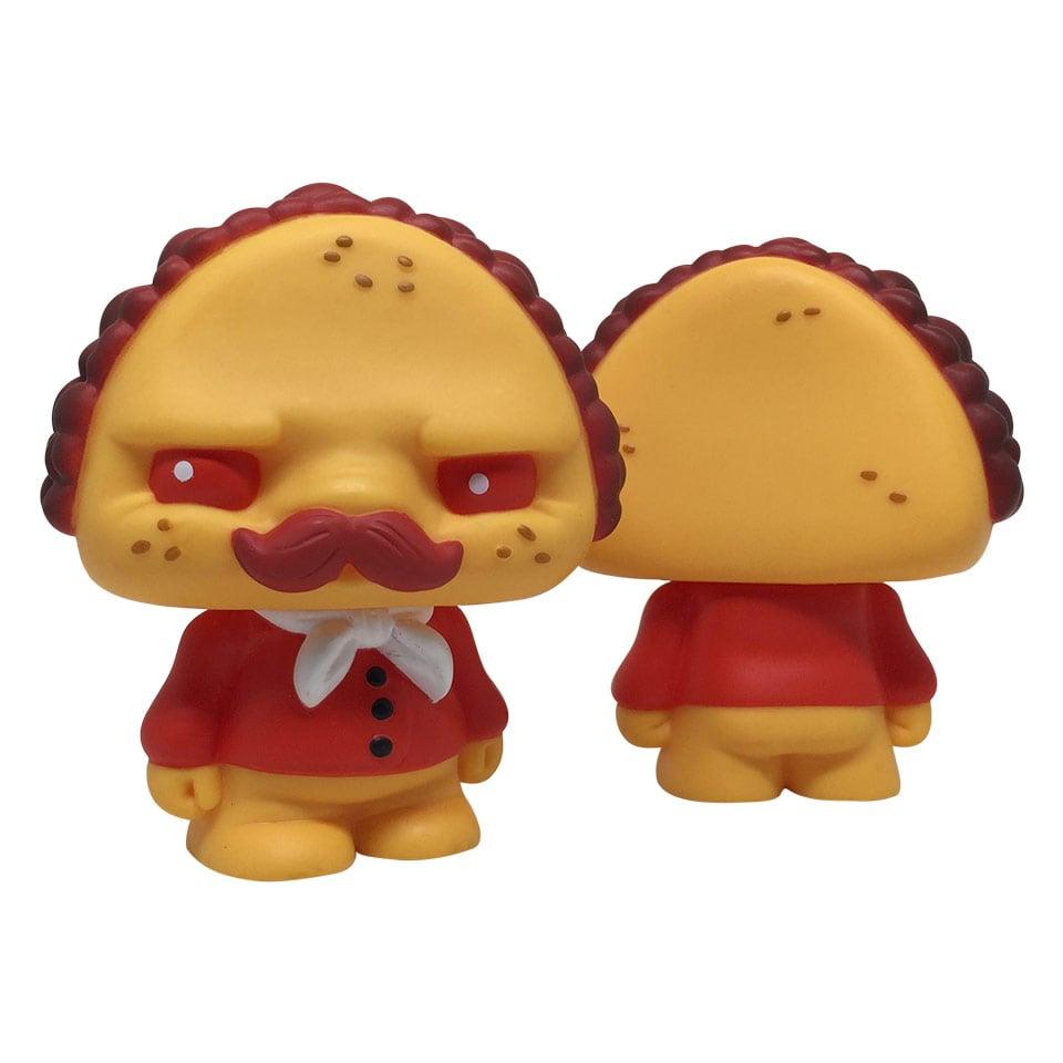 Image of Paco Taco: Hot Taco