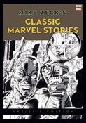Image of MIKE ZECK'S Classic Marvel Stories ARTIST'S EDITION :: HeroesCon Variant Cover