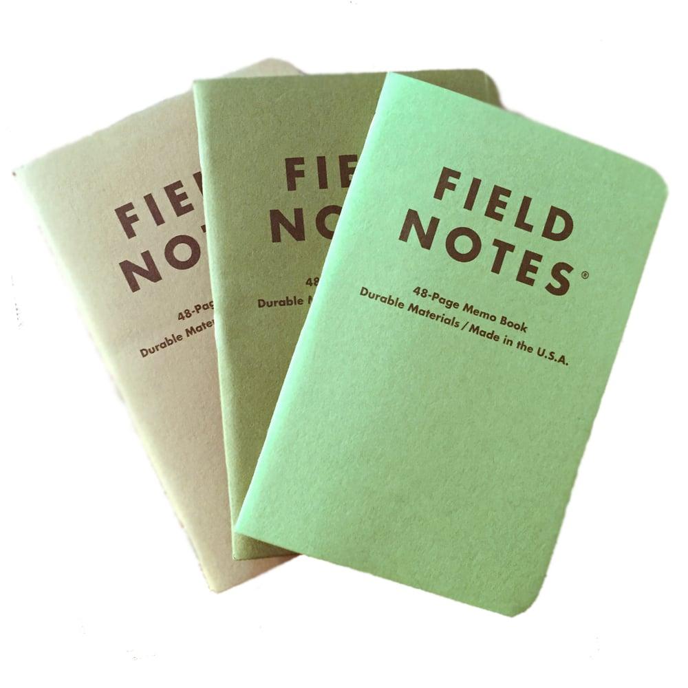 Image of Field Notes - Shenandoah